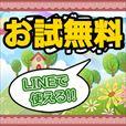 マイデコレインボー(お試し無料3日目以降500円(税抜)コース)